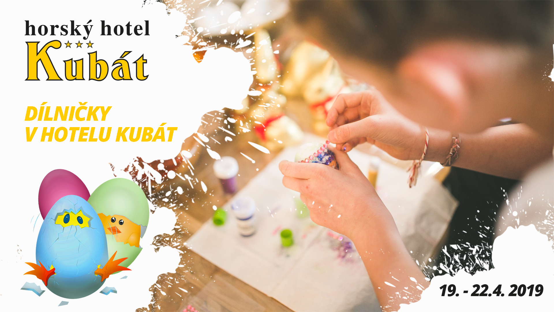 Ubytování na Benecku v Krkonoších - Horský hotel Kubát - aktivity