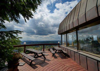 Ubytování na Benecku v Krkonoších - Horský hotel Kubát - okolí