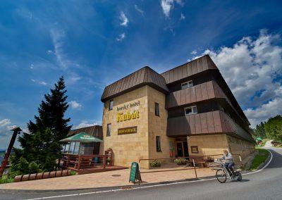 Ubytování Krkonoše - horský hotel Kubát