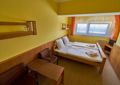 Ubytování Krkonoše - horský hotel Kubát - pokoje