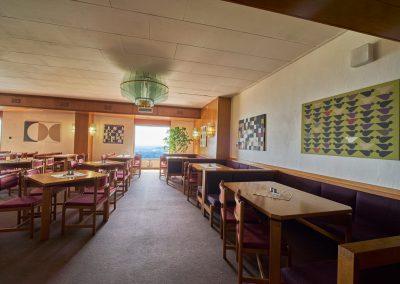 Ubytování na Benecku v Krkonoších - Horský hotel Kubát - restaurace