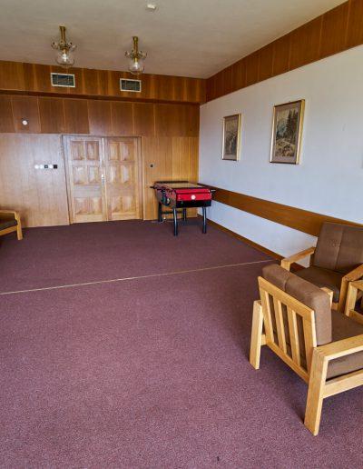 Ubytování na Benecku v Krkonoších - Horský hotel Kubát - interiér