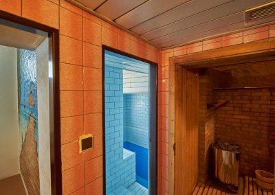 Ubytování na Benecku v Krkonoších - Horský hotel Kubát - sauna